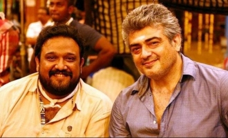 People's favourite comedian in Thala Ajith's 'Viswasam'