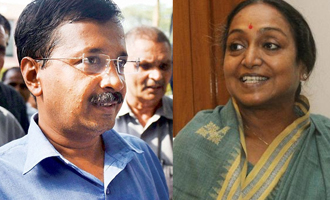 AAP for Meira Kumar as Prez