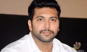 Jayam Ravi's next movie title announced! - details here