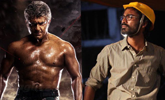 Dhanush and Ajith to clash at box office next week?