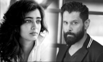 Exciting update on Vikram-Akshara Haasan's film