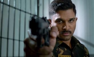 Allu Arjun's patriotic Tamil entry
