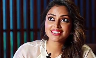 I was kiddish when I was married to AL Vijay : Amala Paul Interview