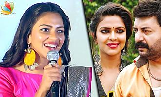 My Darling Co-Star Aravind Swamy : Amala Paul Speech