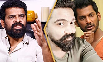 Gnanavel Raja, Vishal are taking Revenge on Simbu : Director Ameer Interview