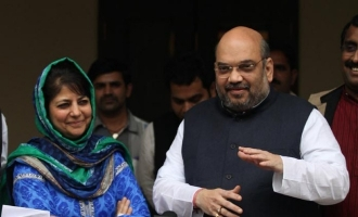 BJP walks out of PDP alliance - Governors Rule to be imposed?
