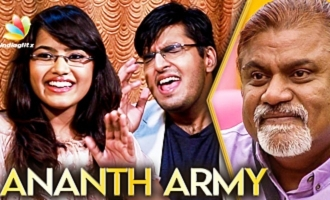 We Created Army for Ananth Vaidyanathan : Rakshitha & Keshav
