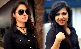 Andrea and Madonna Sebastian to team up for a Thriller film