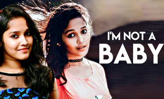I'm not a baby anymore : Baby Anikha interview
