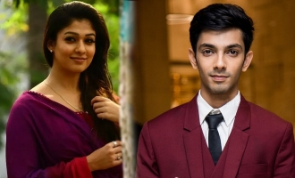 RED HOT ! Anirudh with Nayanthara?