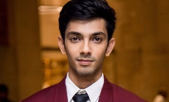 Anirudh releases Santosh Narayanan's 'Address song'