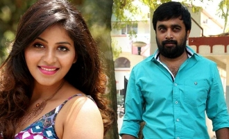 Anjali and Sasikumar pair up for the first time