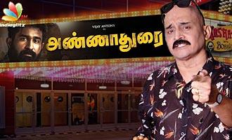 Annadurai Movie Review : Kashayam with Bosskey