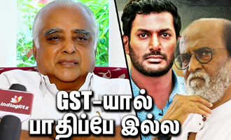 GST will not impact Tamil Cinema : Abirami Ramanathan Interview