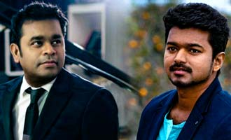 Vijay-A.R. Rahman special milestones to be celebrated at 'Mersal' audio launch