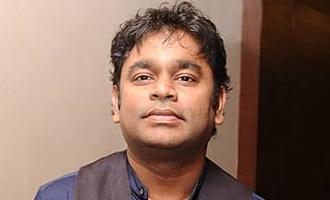 பிரபல நடிகரின் சாதனையை பாராட்டிய ஏ.ஆர்.ரஹ்மான்
