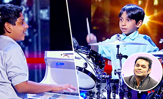 Interview : First Indian Kids performance in American TV Show