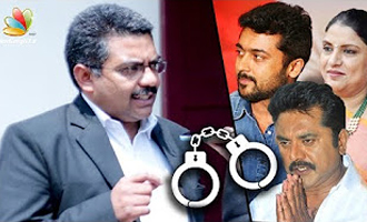 EXCLUSIVE: Actors's Advocate Speech on Arrest warrants against Surya, Vivek and others