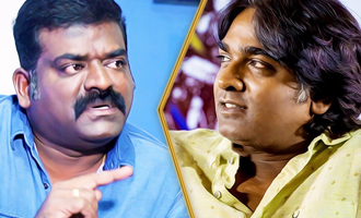Vijay Sethupathi is my brother in real life too : Arul Doss Interview