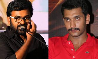 Arulnithi to team up with Karu Palaniyappan