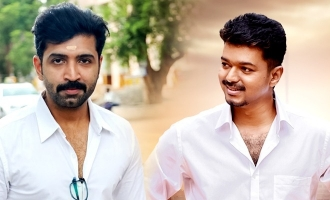 Arun Vijay reveals how Thalapathy Vijay's advice inspired and changed his life