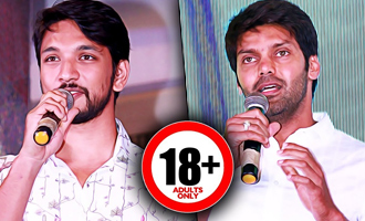 DON'T come with your family! : Gautham Karthik, Arya Speech