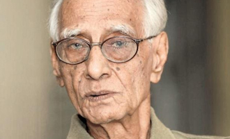 Writer Ashokamitran passes away