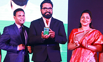 R.Sarathkumar's ASK APP Launch
