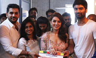 Auraa Cinemas Production No 2 Pooja