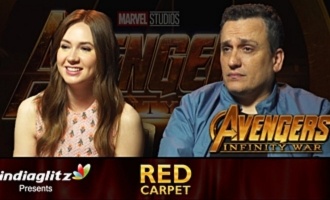 EXCLUSIVE : Avengers - Infinity War Making Interview