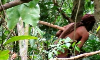 Viral video: Man spends 22 years alone in dangerous Amazon forests