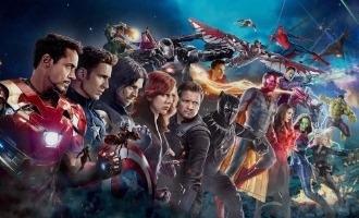 Mind Blowing ! 'Avengers Infinity War' trailer breaks twenty four hour world record