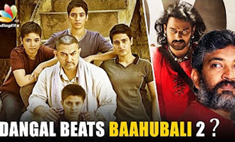 Aamir Khan's Dangal may break Baahubali 2 box office record