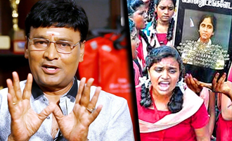 Students should concentrate on studies, not protests : Bhagyaraj Interview