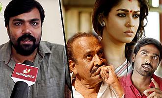 Vijay Sethupathi's 25th film plot REVEALED by Director Balaji Tharaneetharan