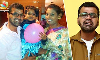 Thadi Balaji's wife files complaint against him in Police Station
