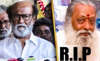 Rajinikanth's Emotional Condolence Speech for Balakumaran