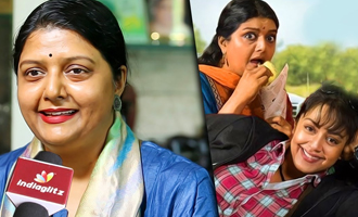 I want to do different roles, Not amma roles : Banupriya Interview