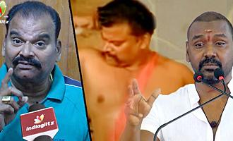 Bayilvan Ranganathan reply for Lawrence speech