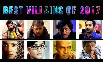 BEST VILLAINS OF 2017