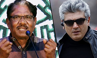 He commands respect even WITHOUT coming onstage : Bharathiraja Speech