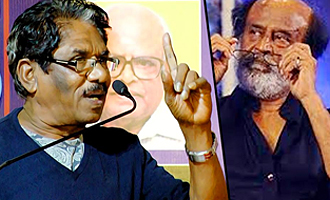 Bharathiraja Speech against Rajinikanth's Political Entry into Tamil Nadu