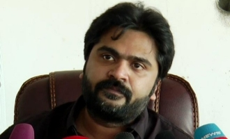 Simbu decides to question Manzoor Ali Khan arrest in his new style