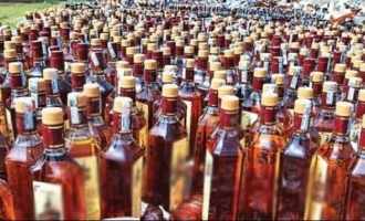 Cop gets caught for smuggling alcohol from Pondy