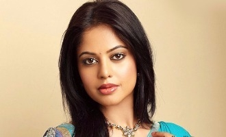 Bindhu Madhavi to team up with Arulnithi for her next!