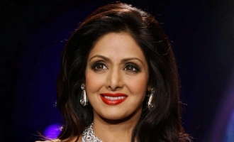 Suriya-Karthi heroine to play Sridevi in biopic