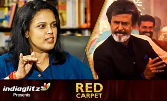 REVEALED : Kaala Climax Sequence & Song - Brinda Master Interview