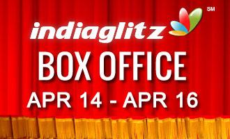 Chennai Box Office Status  Apr 14th - Apr 16th