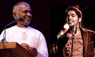 Soul Stirring! G.V. Prakash sings for Ilayaraja