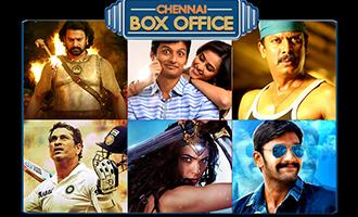 Chennai Box Office Status (June 2nd - June 4th)